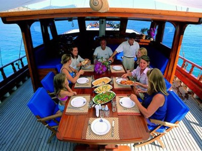 Yacht Charters For Small Groups